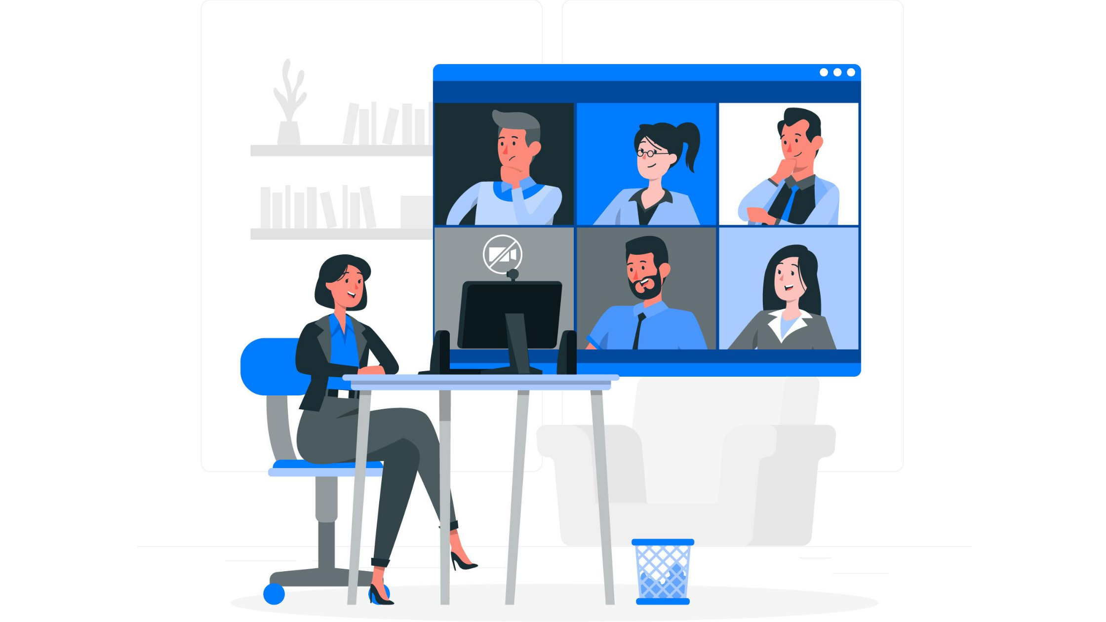 Set up an ideal process for the remote hiring team