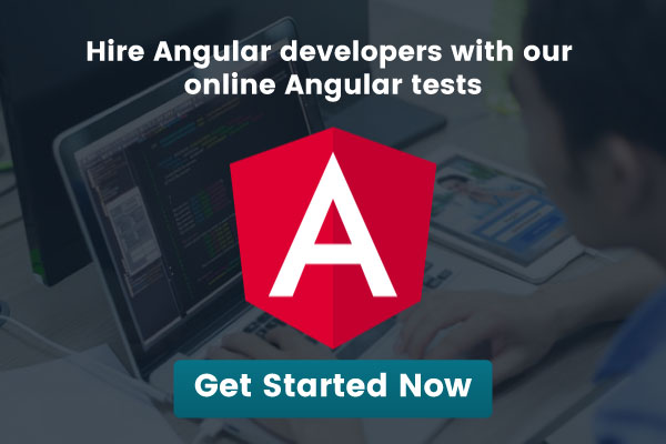 online Angular tests