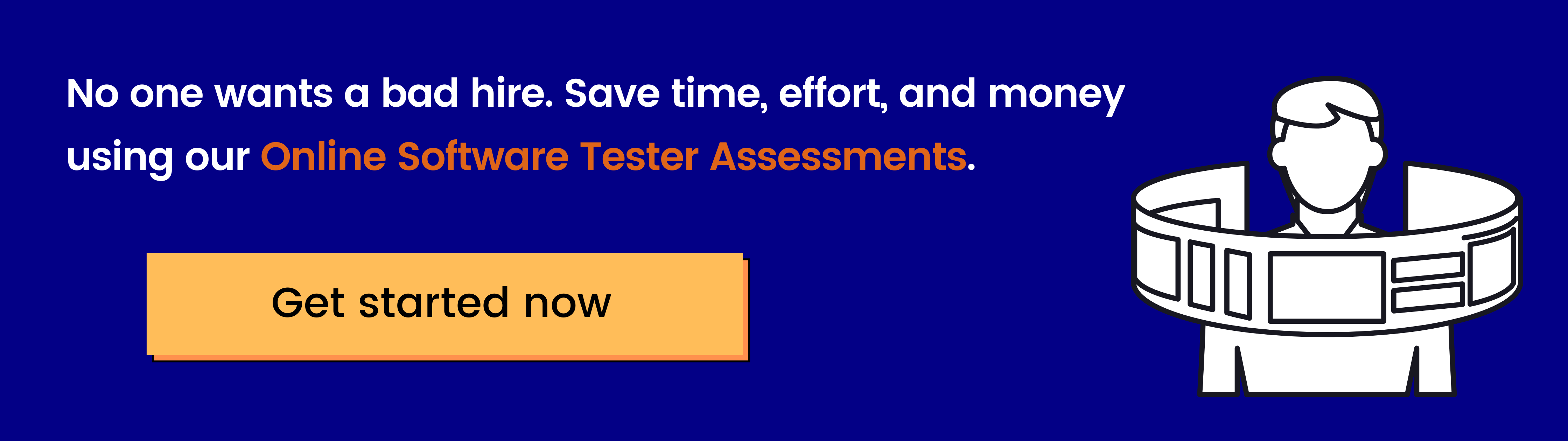 Hire software testers