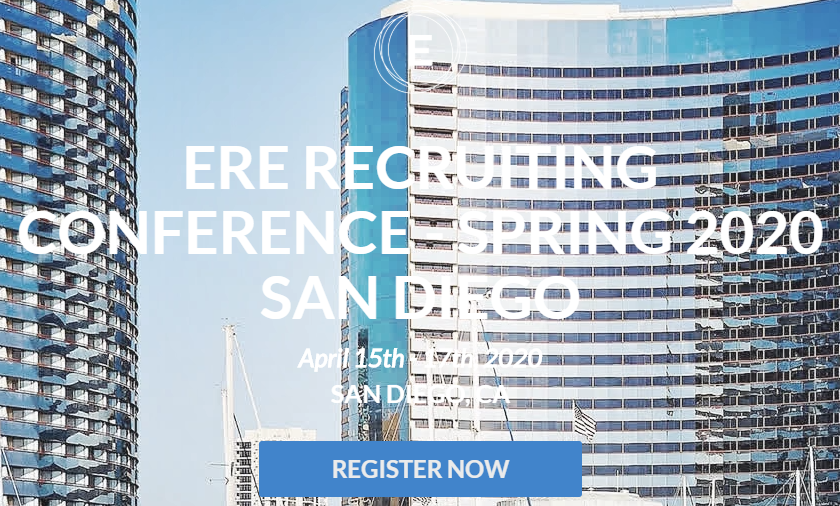 ERE Recruiting Conference spring 2020
