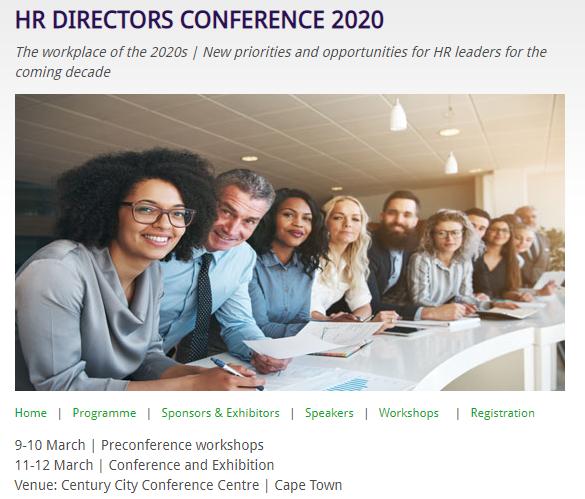 HR Directors Conference