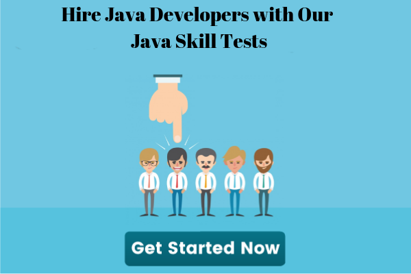 Hire Java Developers with our Java Skill Tests