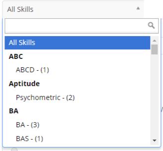 Add Skills