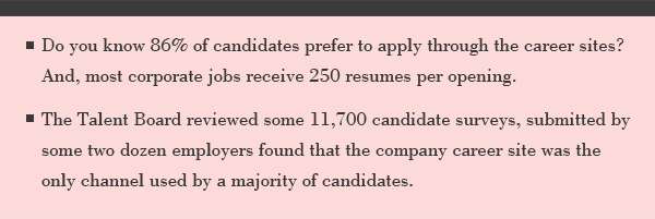 Do you receive resumes on your website career page - Interview Mocha