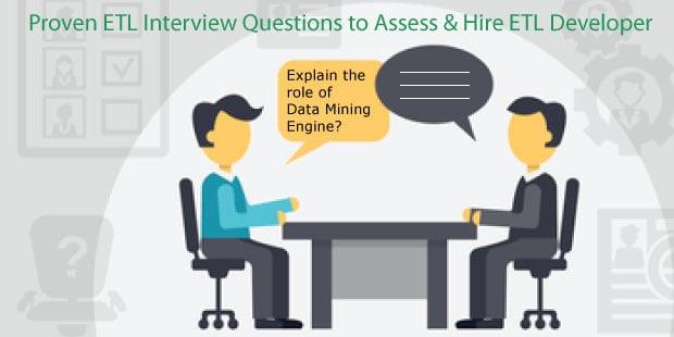ETL Developer Interview Questions
