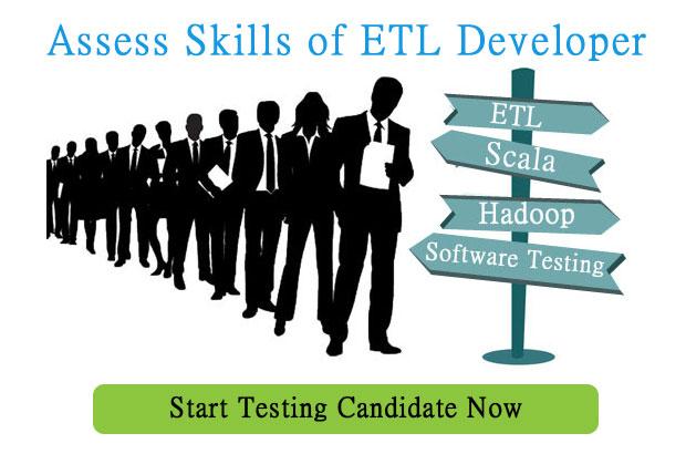 Assess Skills of ETL Developers