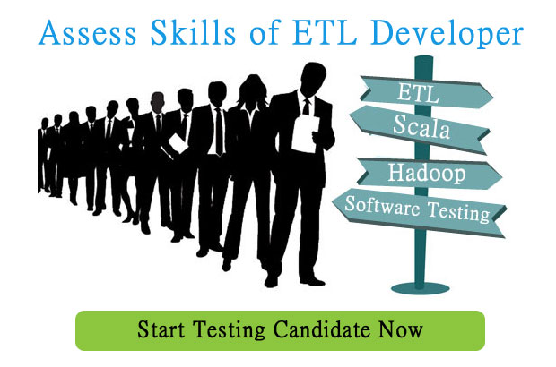 Assess Skills of ETL Developers