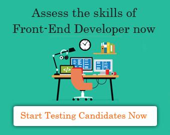 web developer online test