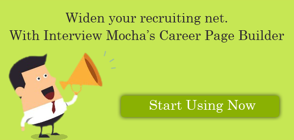 Interview Mocha career page integration