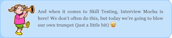 Interview Mocha skill assessment sw