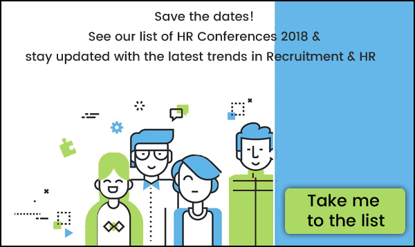 Take me to the List of Top HR Conferences 2018