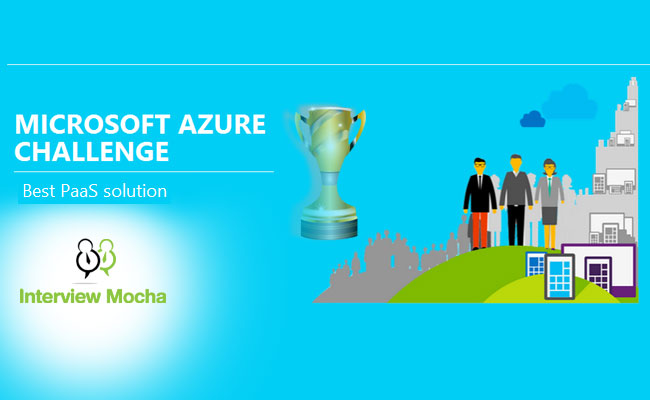Microsoft Azure Paas Award