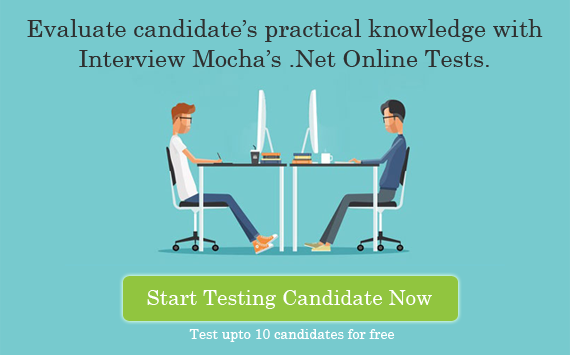 .Net & C# online tests