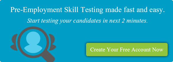 pre-employment assessment tests