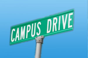 campus drive