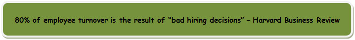 cause of employee turnover