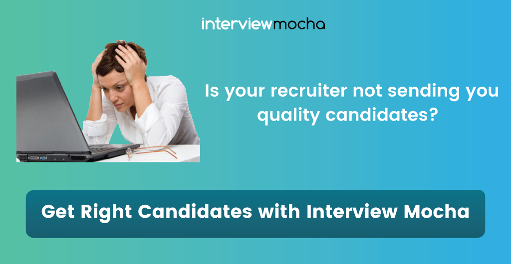 Not sending quality candidates