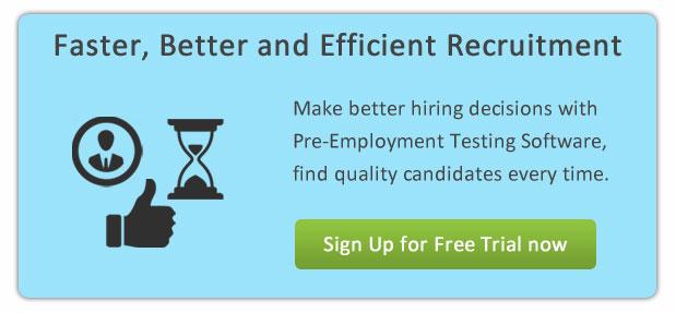 faster better recruitment cta