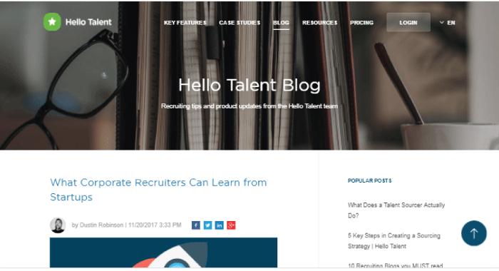 hello-talent