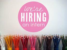 hire interns