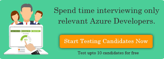 microsoft azure assessment test
