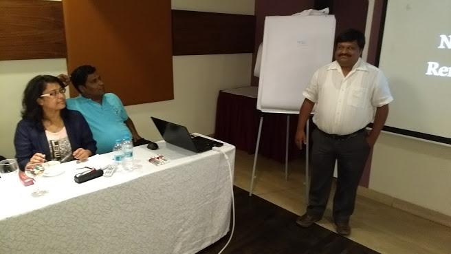 Sales team strategic planning
