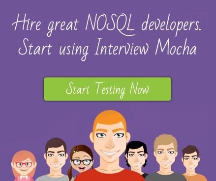 NOSQL assessment