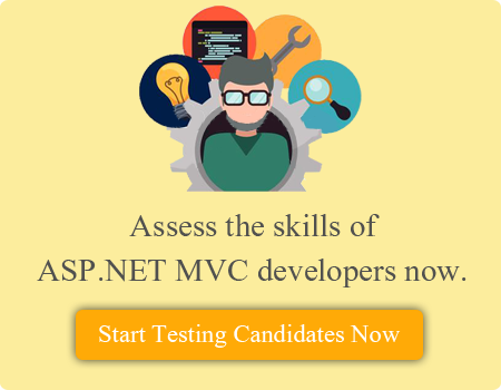 Why a recruiter should check ASP.NET MVC skills of Candidates before hiring?