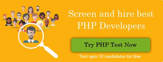 php programming test
