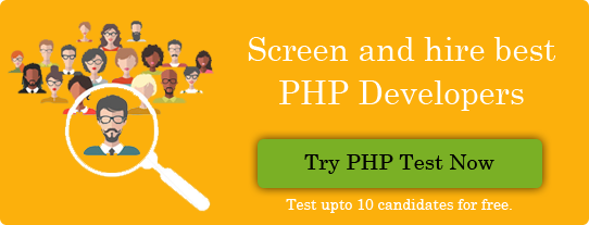 php programming test