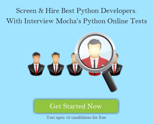 python online test
