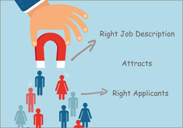 right job description attracts top talent