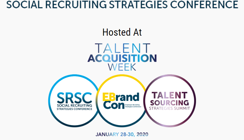 SRSC – Social recruiting strategies Conference 2020
