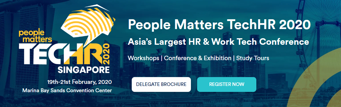 TechHR - Asias Largest HR Technology Conference
