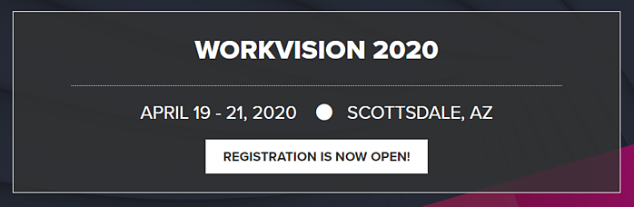 WorkVision 2020
