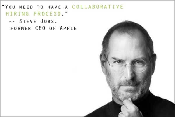 Collaborative-hiring-process-Steve-Jobs-2