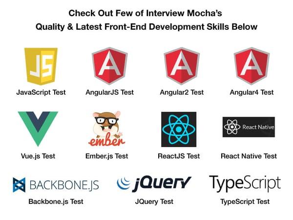 JavaScript skill tests