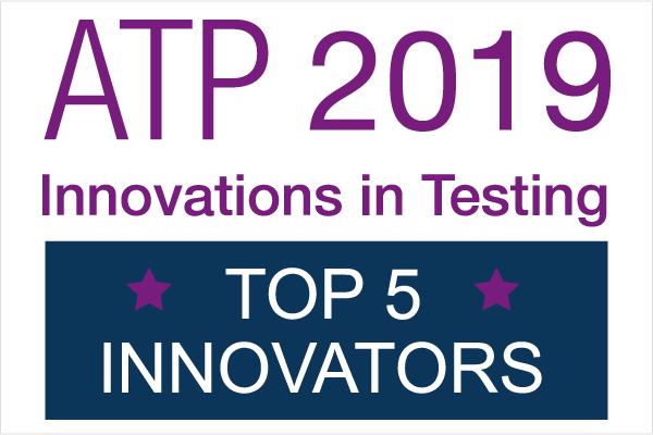 Interview Mocha among the top five finalists for 2019 Innovation in testing lab participants!