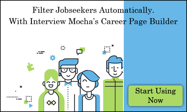Do you receive resumes on your website career page?