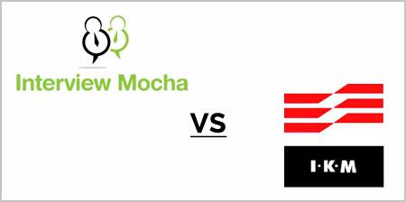 IKM VS Interview Mocha