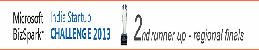 Interview Mocha is 2nd runner up in Microsoft BizSpark India Startup Challenge 2013