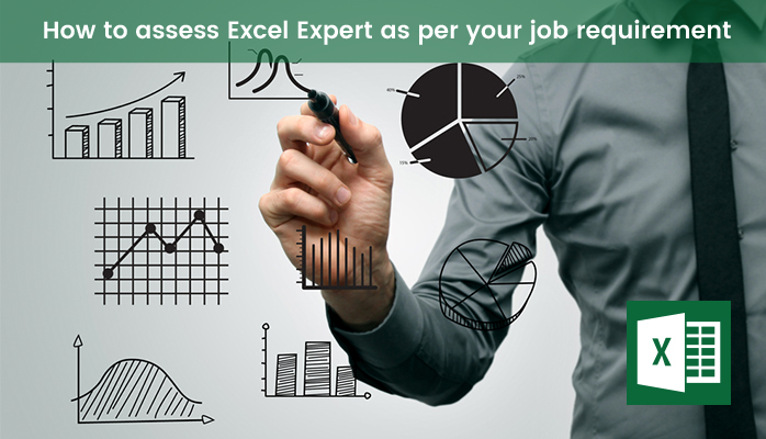 What skills should you look for while hiring an Excel Expert?