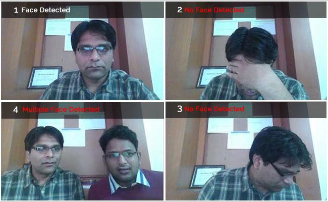 Interview Mocha Webcam Proctoring