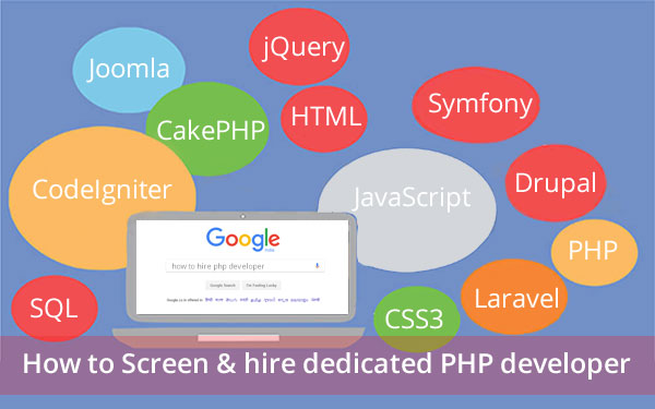 How To Screen & Hire Dedicated PHP Developer