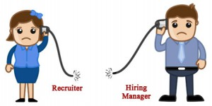 A Successful Hire is the Relationship between Recruiter and Hiring Manager