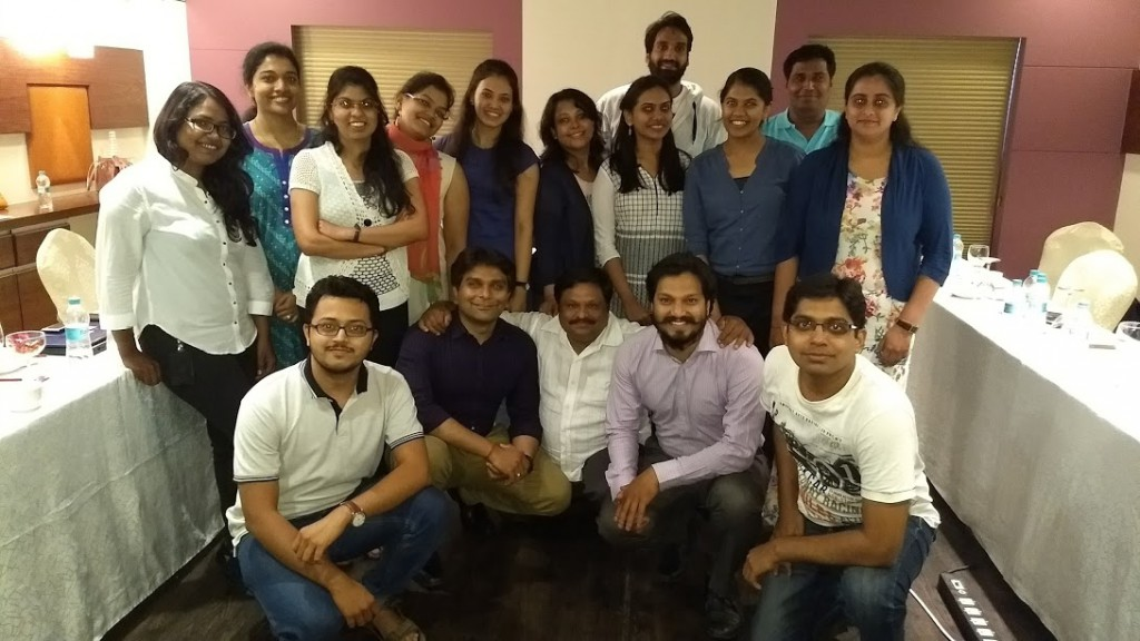 Quarterly Meeting – Brainstorming Filled With Passion