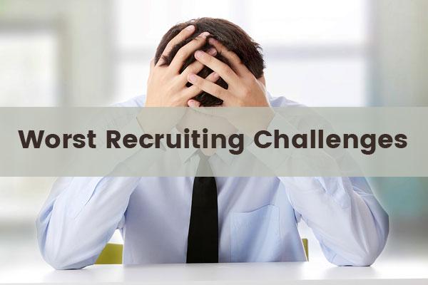 Recruitment Challenges A Recruiter Must Beat | Video Blog