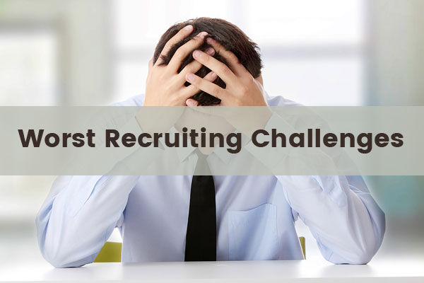 Recruitment Challenges A Recruiter Must Beat   Video Blog